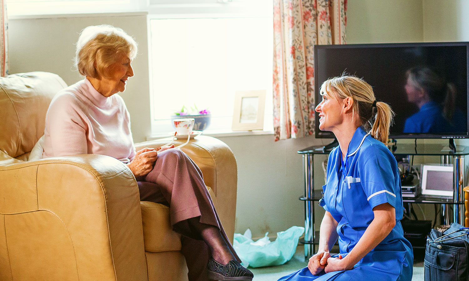Adult Care Worker - Level 2 Intermediate Apprenticeship